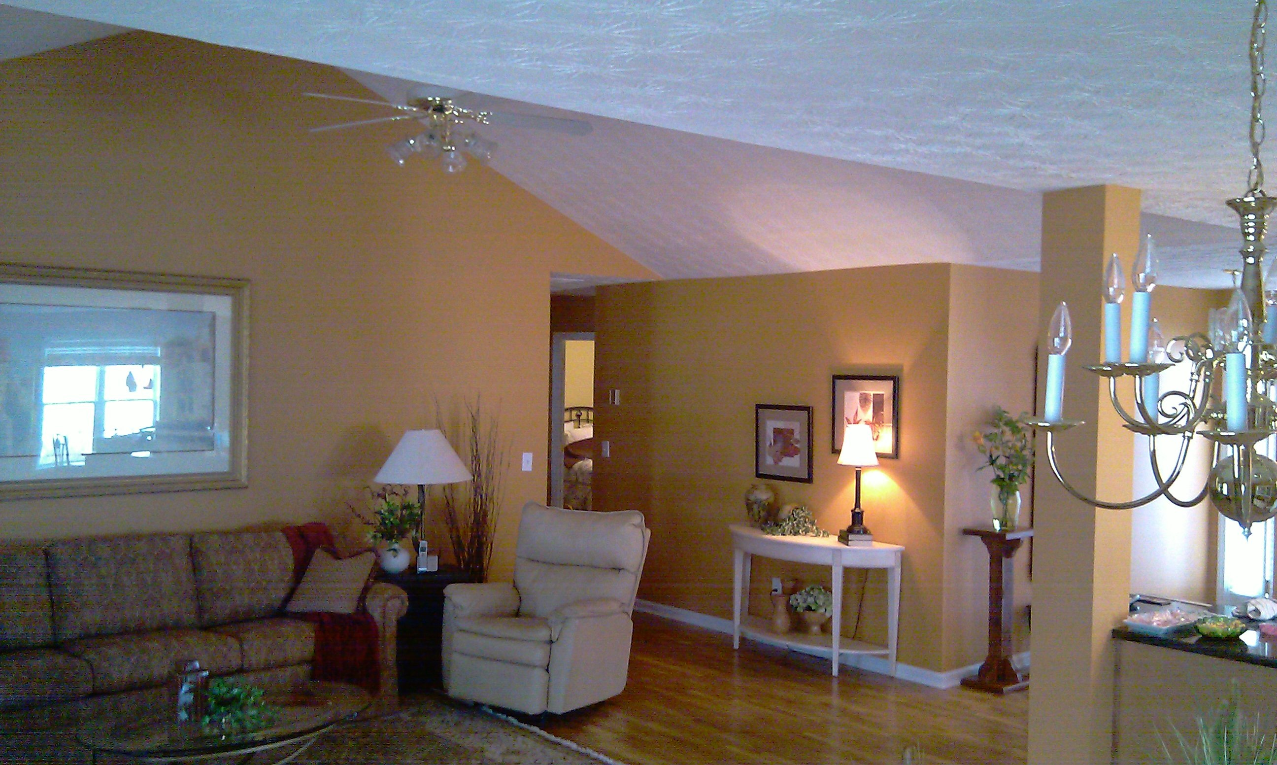 Interior Paint Job Makes Home Cozy Painting By Milan